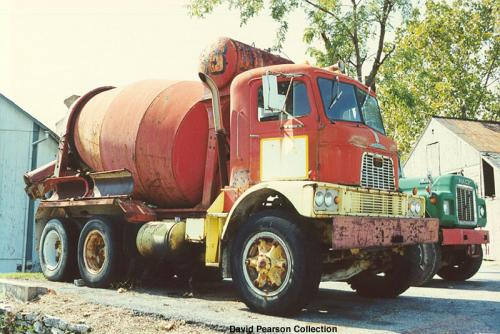 Looking For H 63 Info Antique And Classic Mack Trucks